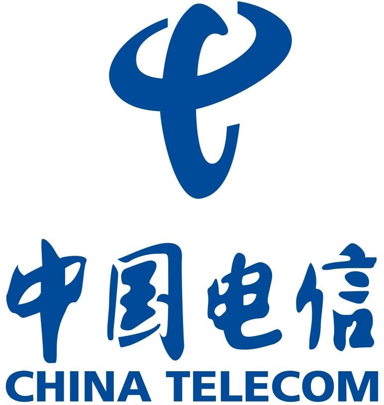 China Telecom Logo [EPS-PDF Files] Vector EPS Free Download, Logo, Icons, Brand Emblems