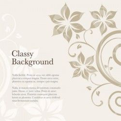 Classy Background Vector