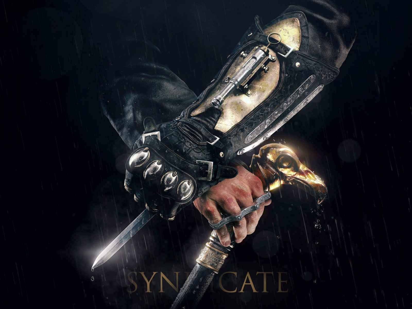 Assassins Creed Syndicate Jacob Frye 1600 1200 Hd Background