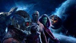 Guardians of the galaxy vol 2, Peter quill, Gamora, Rocket, Groot, Drax laptop 1366×768 HD  ...