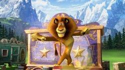 Madagascar 3, Lion, Alex laptop 1366×768 HD Background