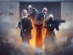 Payday 2, Chains, Overkill software, Houston, Dallas, Wolf 1600×1200 HD Background