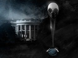 Payday 2, Overkill software, White house, Mask 1600×1200 HD Background