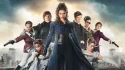 Pride and prejudice and zombies, Lily, James, Matt smith, Weapons laptop 1366×768 HD Background