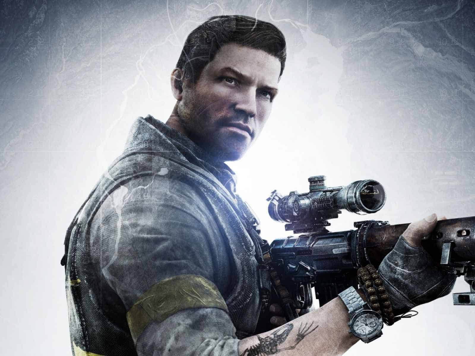 Sniper, Ghost warrior 3, Weapon 1600×1200 HD Background