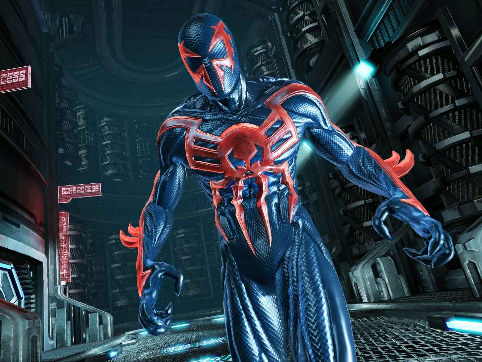 Spiderman, Edge of time, Superhero 1600×1200 HD Background