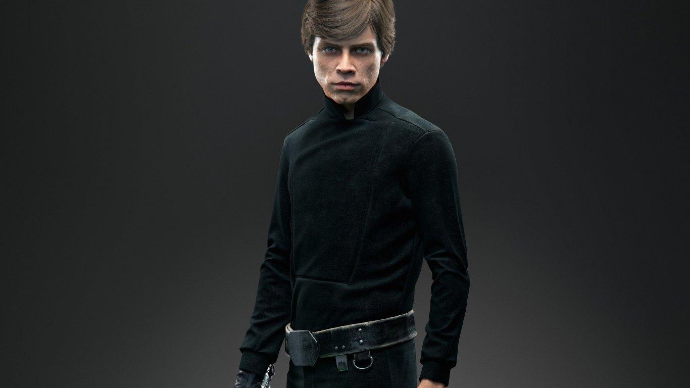 Star wars, Battlefront, Jedi, Luke skywalker laptop 1366×768 HD Background