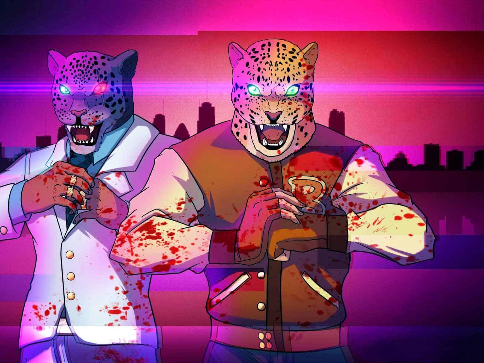 Tekken, Hotline miami, Armor king 1600×1200 HD Background