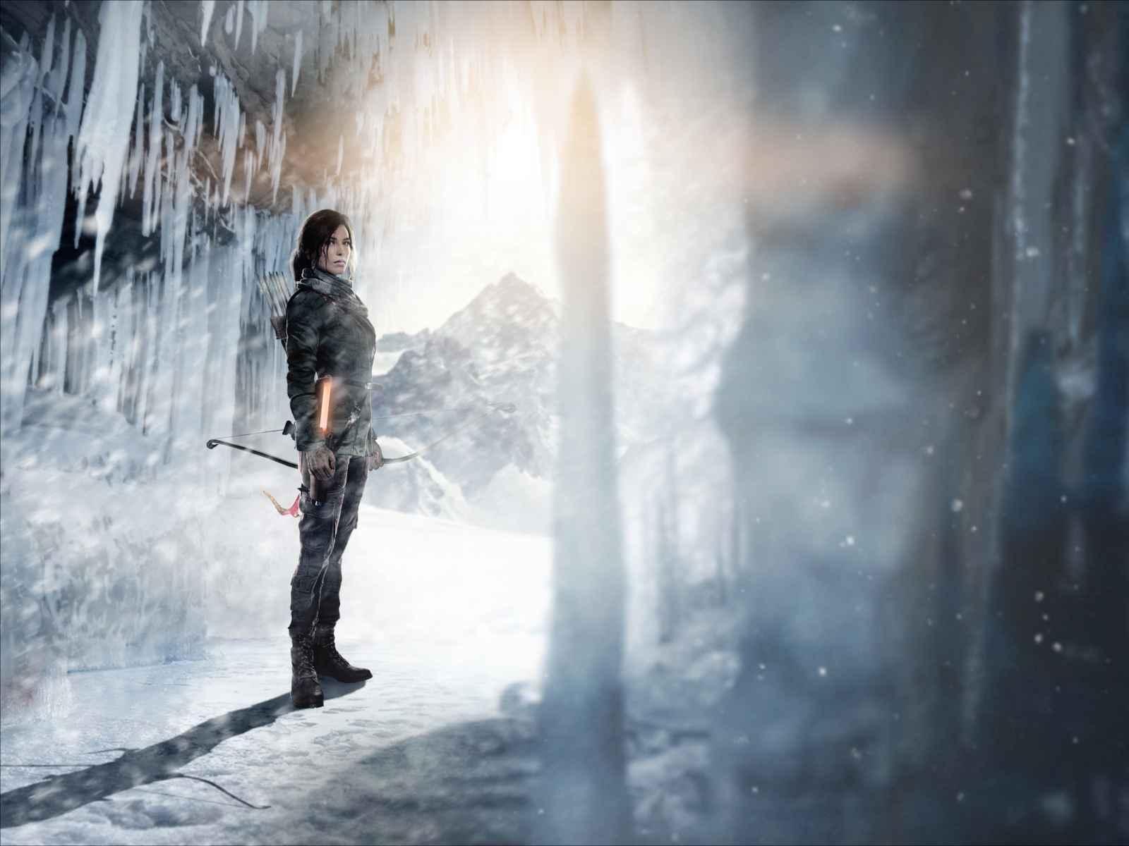 Tomb raider, Lara croft, Rise of the tomb raider 1600×1200 HD Background