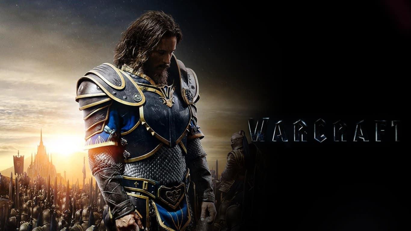 Warcraft, 2016, Warrior, Armor laptop 1366×768 HD Background