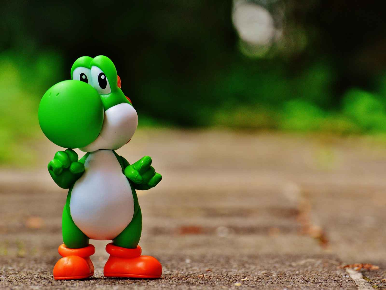 Yoshi, Super mario world, Dinosaur 1600×1200 HD Background