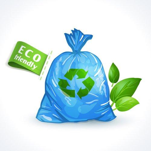 Eco friendly logos creative