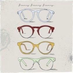 Eye Frames Vector