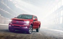 2018 Ford F 150 Pickup 4K Wallpapers