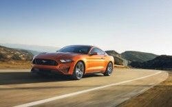 2018 Ford Mustang GT 4K Wallpapers