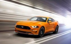 2018 Ford Mustang Sports Car 4K 8K Wallpapers