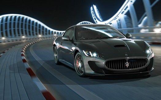 Maserati Granturismo Sport 2017 4K Wallpapers