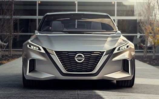 Nissan Vmotion 20 2017 Wallpapers