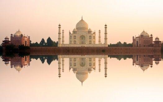 Taj Mahal India 5K Wallpapers