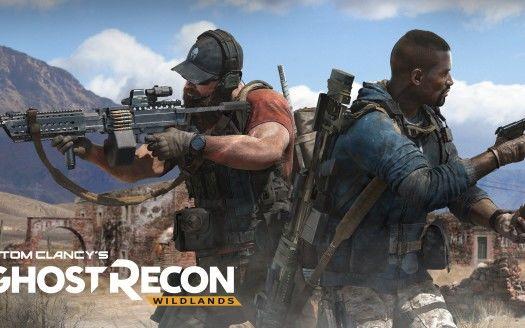 Tom Clancys Ghost Recon Wildlands Support Sniper 5K Wallpapers