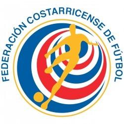 Costa Rican Football Federation & Costa Rica National Football Team Logo [PDF] Vector EPS F ...