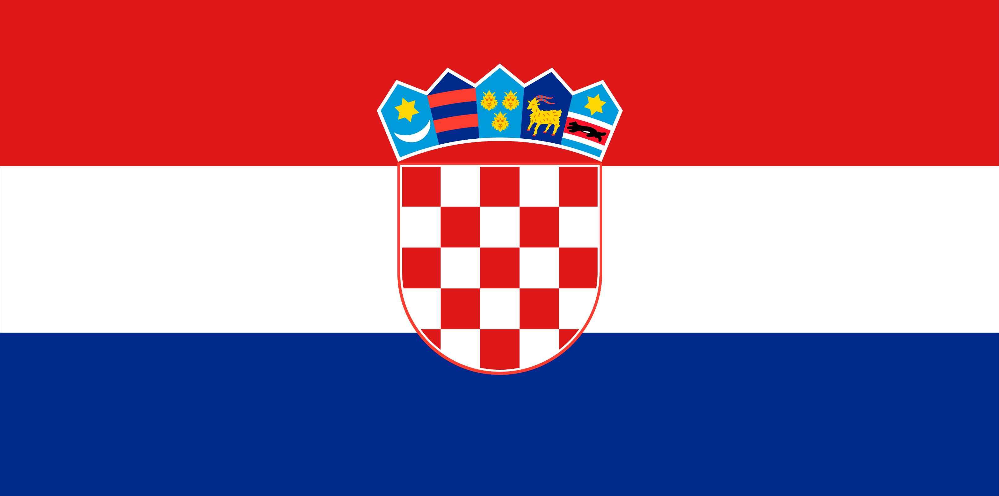 Croatia Flag [PDF] Vector EPS Free Download, Logo, Icons, Brand Emblems