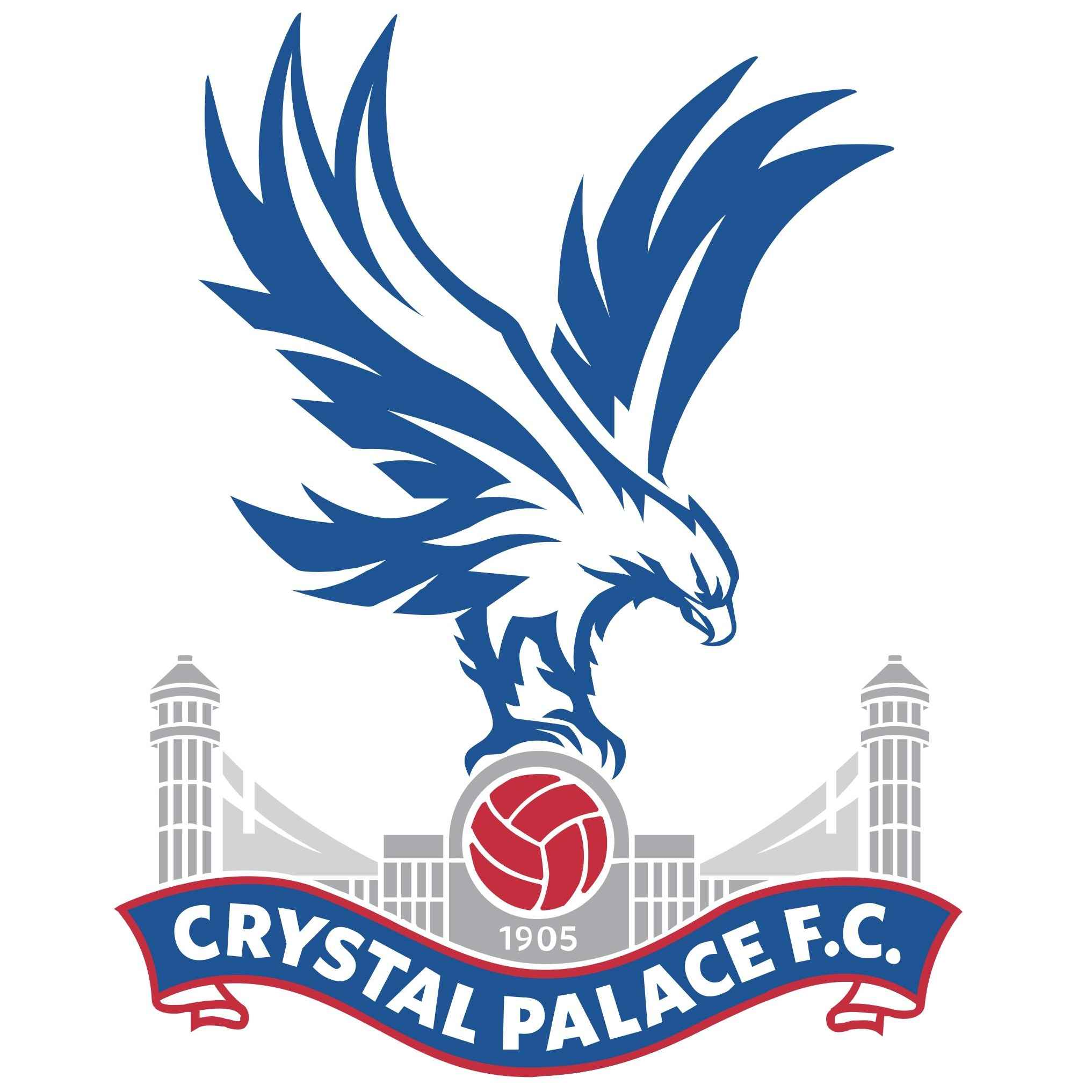 Crystal Palace Football Club Logo [EPS] Vector EPS Free Download, Logo, Icons, Brand Emblems