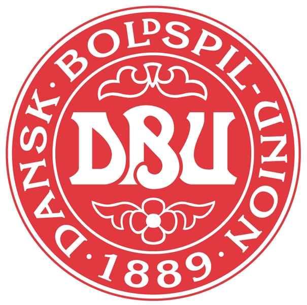 Danish (Denmark) Football Association & National Team Logo [EPS] Vector EPS Free Download,  ...
