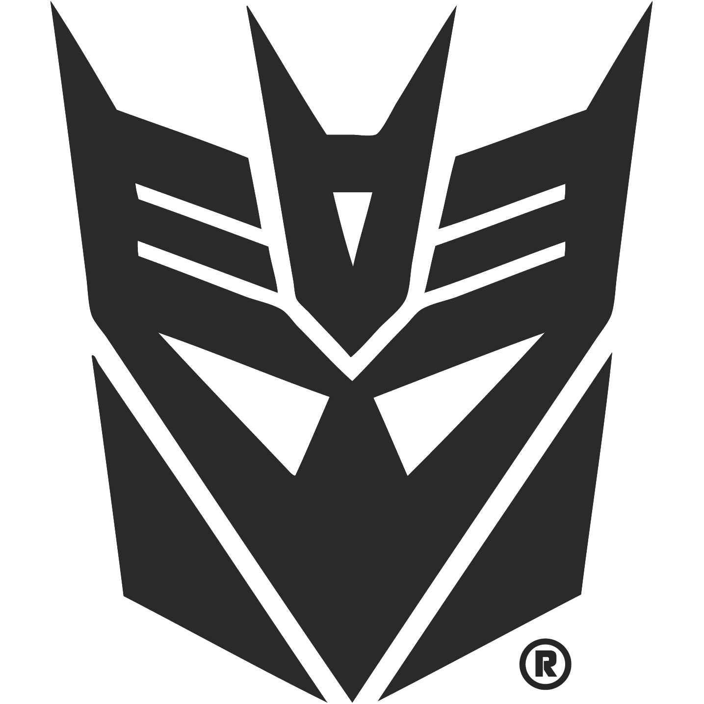 Decepticon Logo [PDF] Vector EPS Free Download, Logo, Icons, Brand Emblems