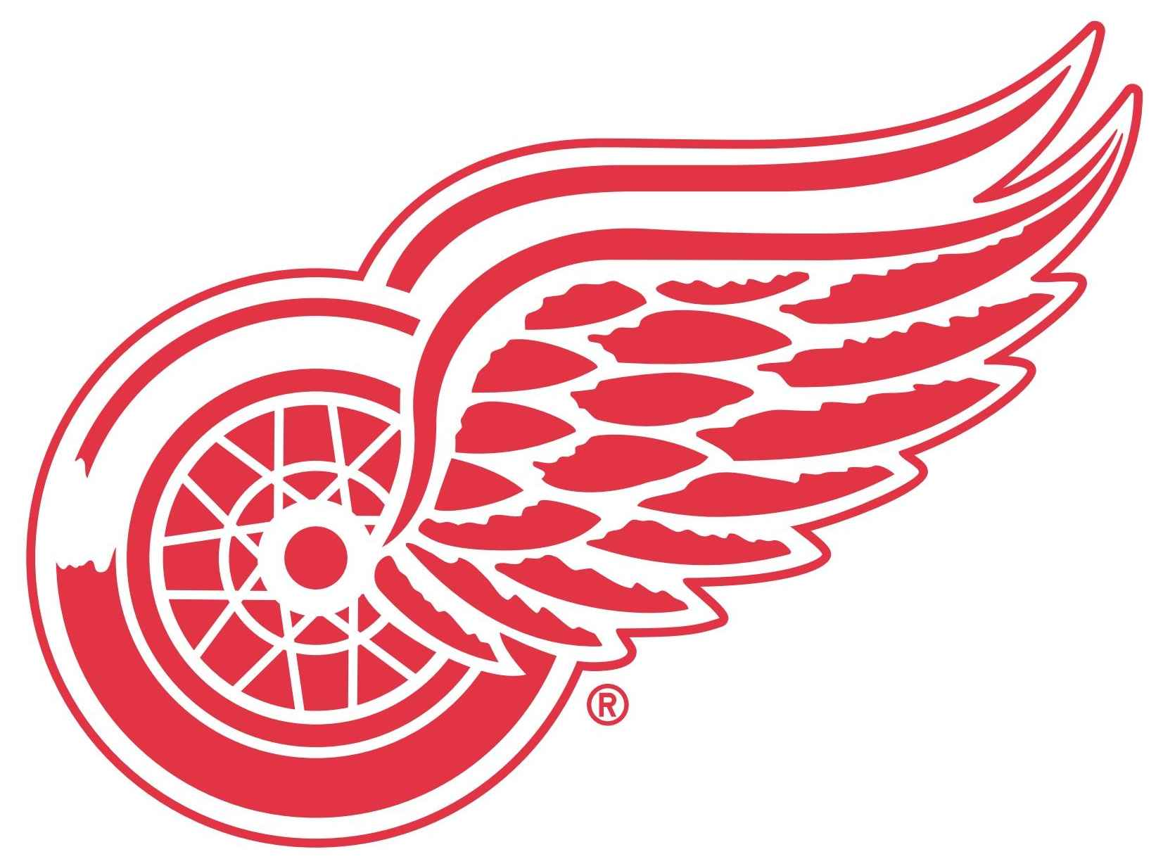 Detroit Red Wings Logo [EPS – NHL] Vector EPS Free Download, Logo, Icons, Brand Emblems