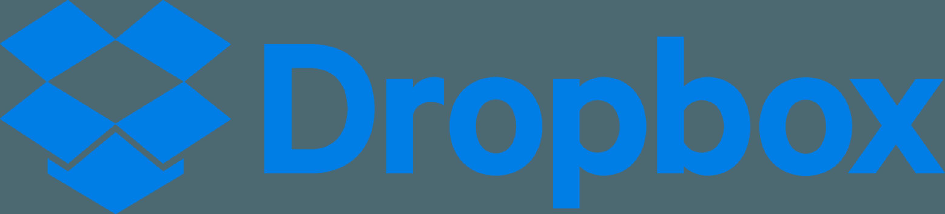 Dropbox Logo [EPS File] Vector EPS Free Download, Logo, Icons, Brand Emblems