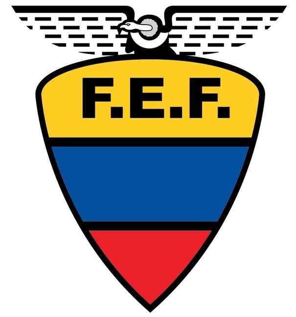 Ecuadorian Football Federation & Ecuador National Football Team Logo