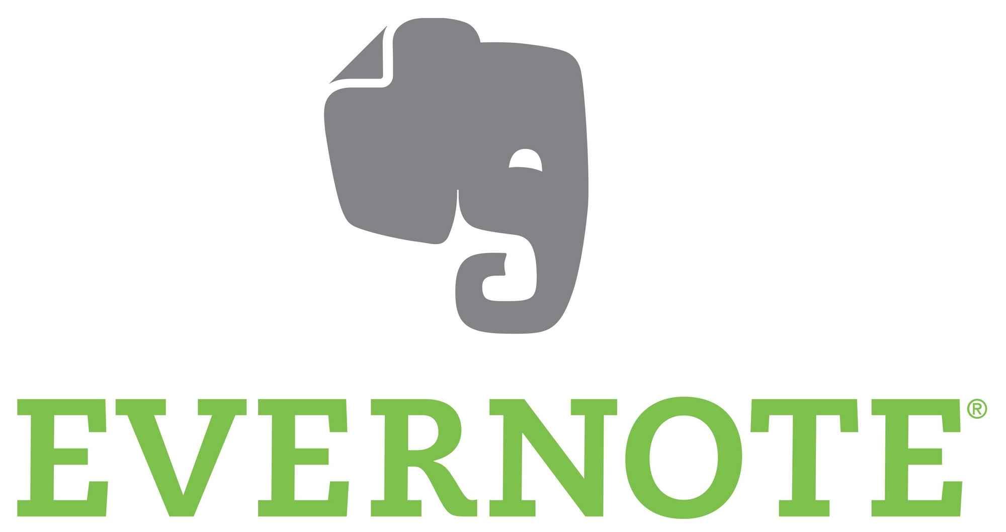 Evernote Logo [PDF]