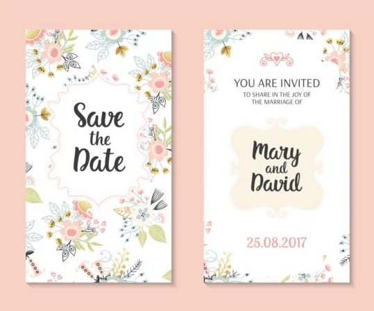 Wedding Cards Templates Free Download Wpart Co