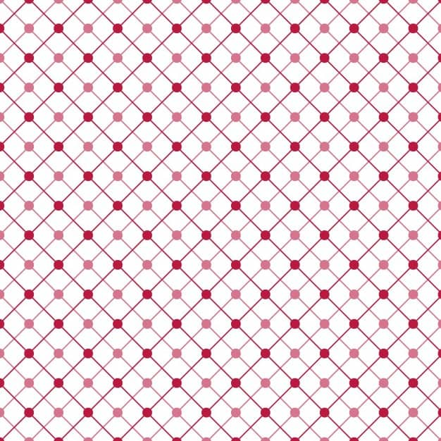 Modern pattern background with lines and dots