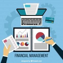Financial management background