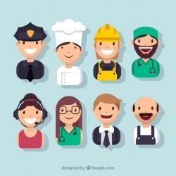 Happy people avatar