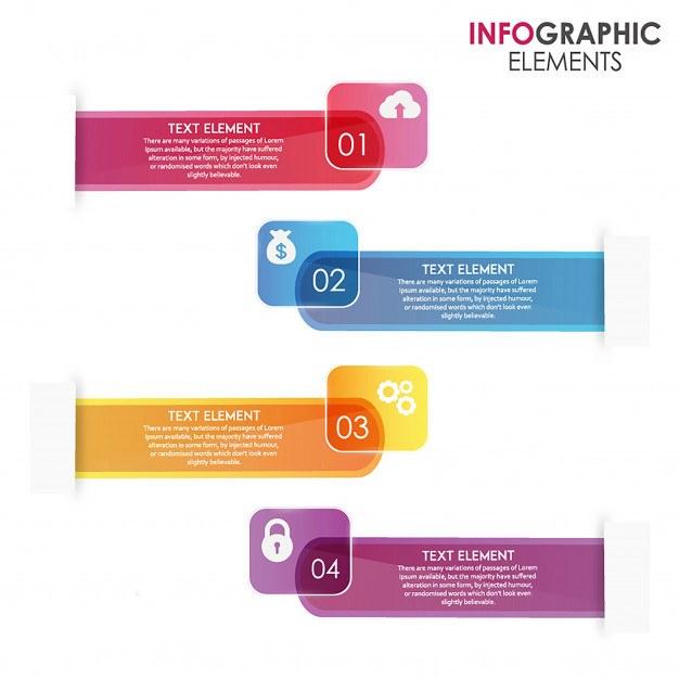 Amazing Vector Infographics Designs