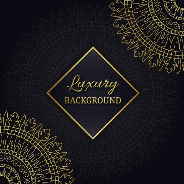 Amazing Vector Luxury Background