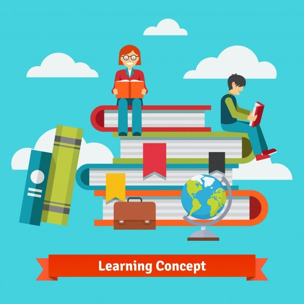 Classic learning, education and school concept