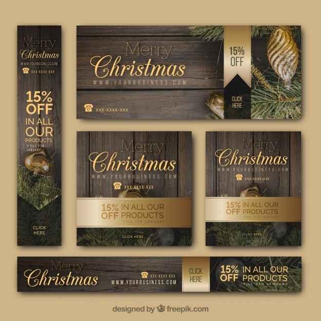 Elegant variety of christmas
