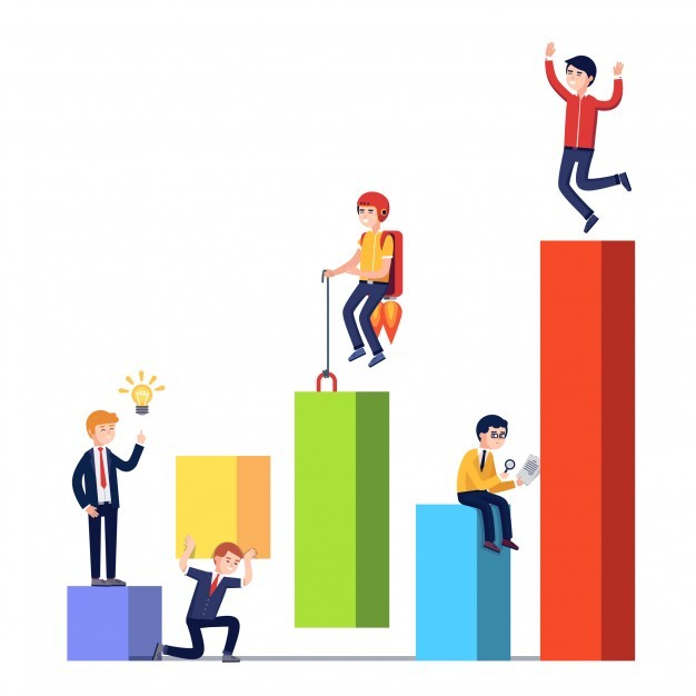 Stages of business development and growth