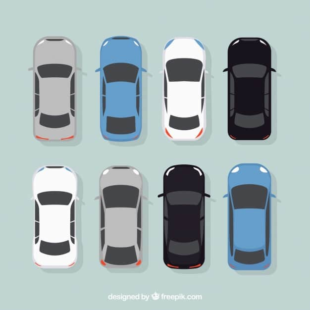 Elegant cars collection