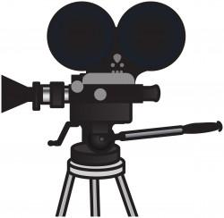 Analog film movie camera Icons PNG
