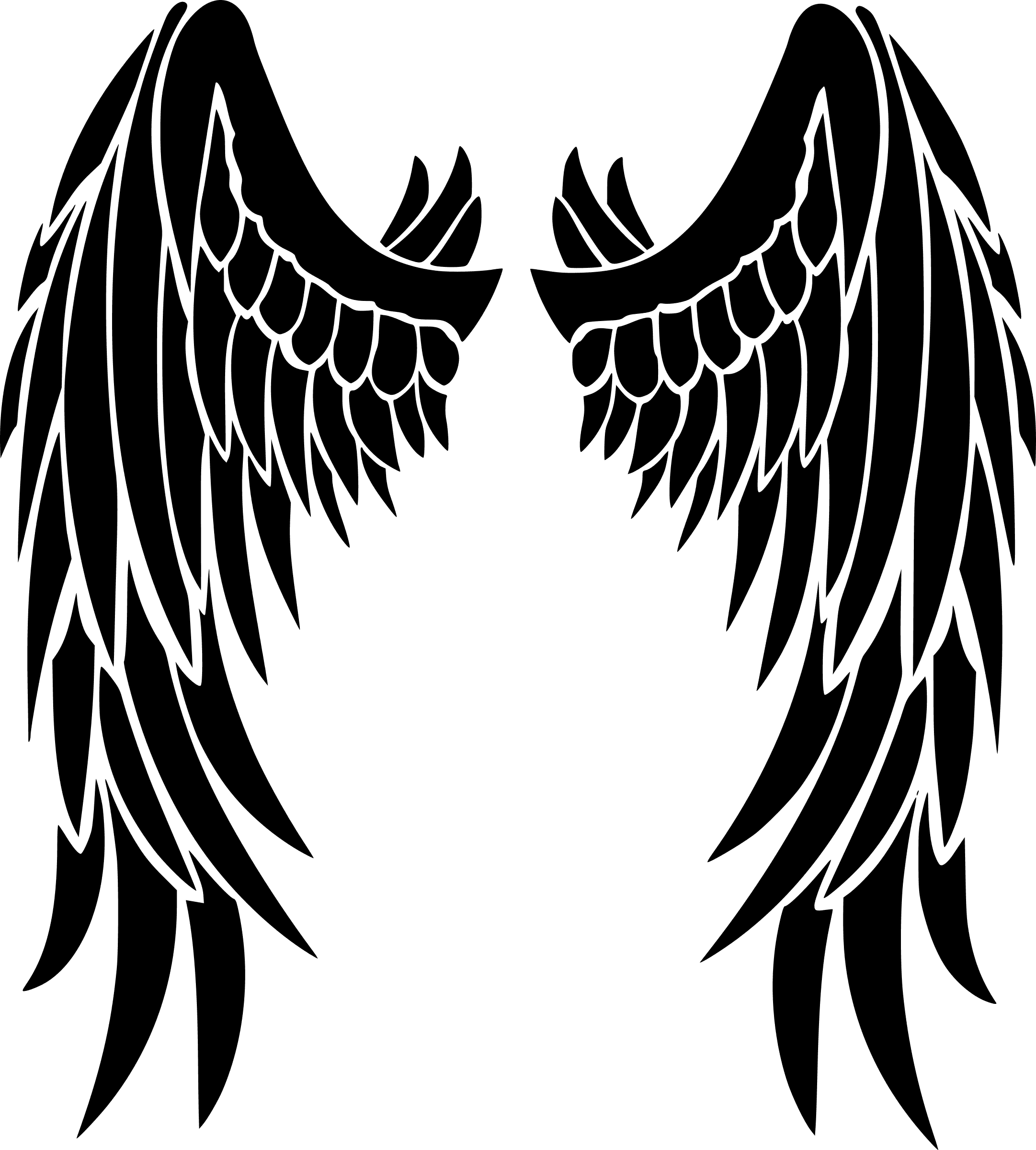 Angel wings Icons PNG