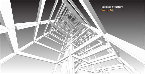 building structure vector illustration 03