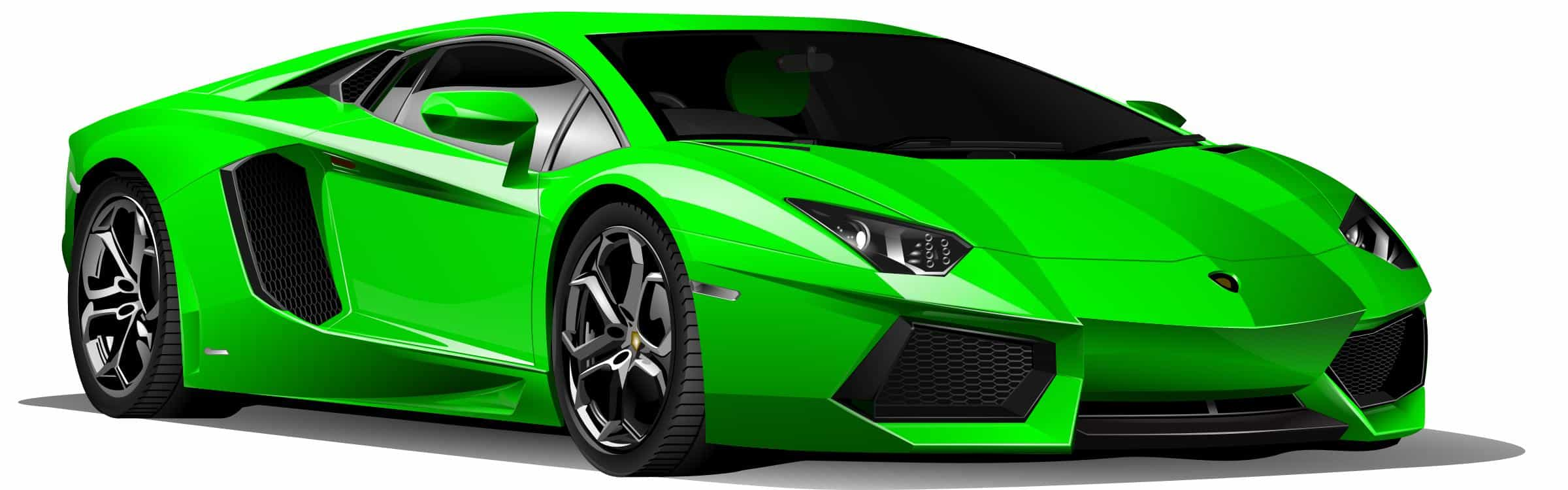 Car green Icons PNG