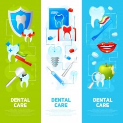 Dental Banner Set