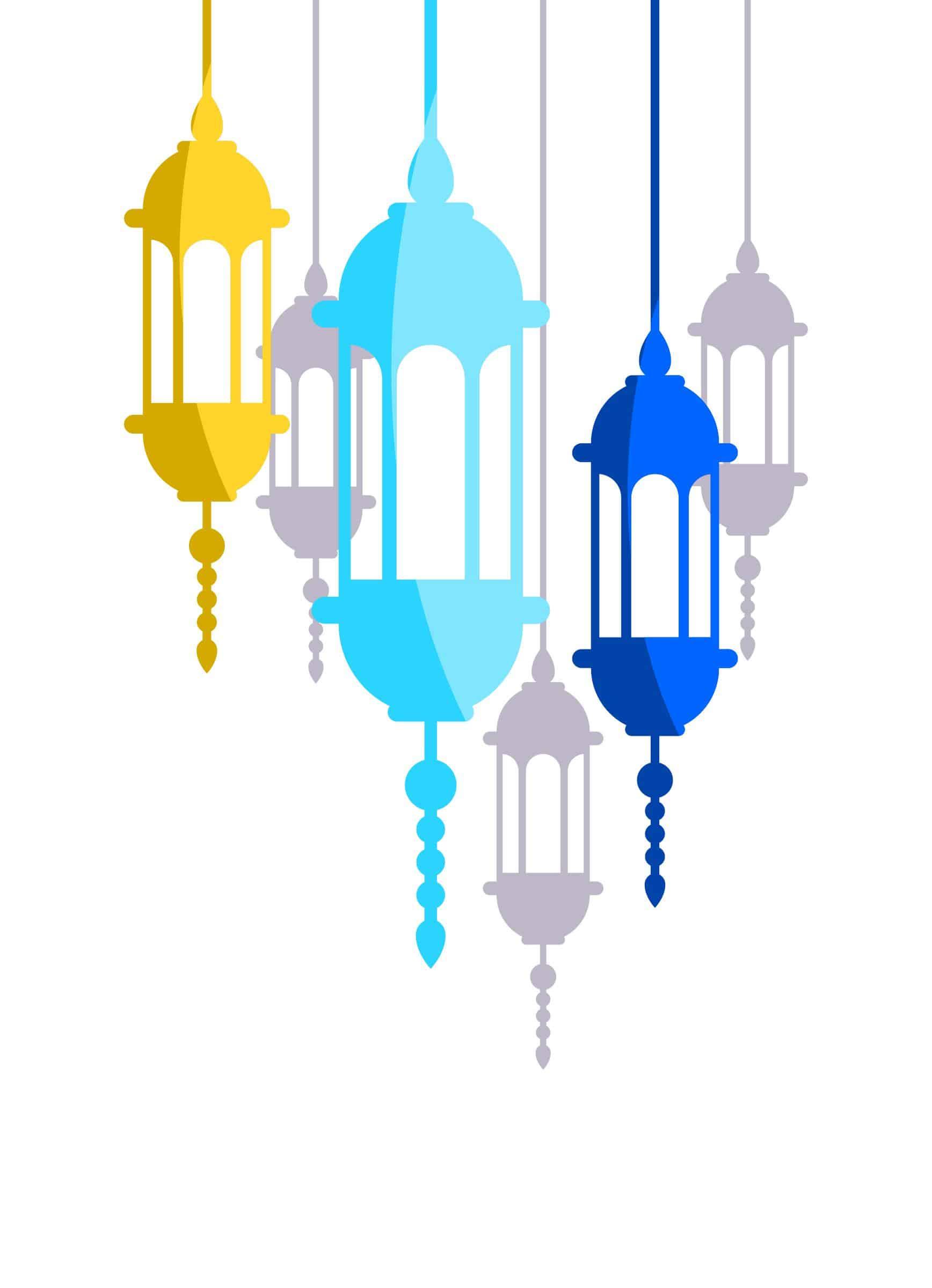 Lantern Islamic Icons PNG