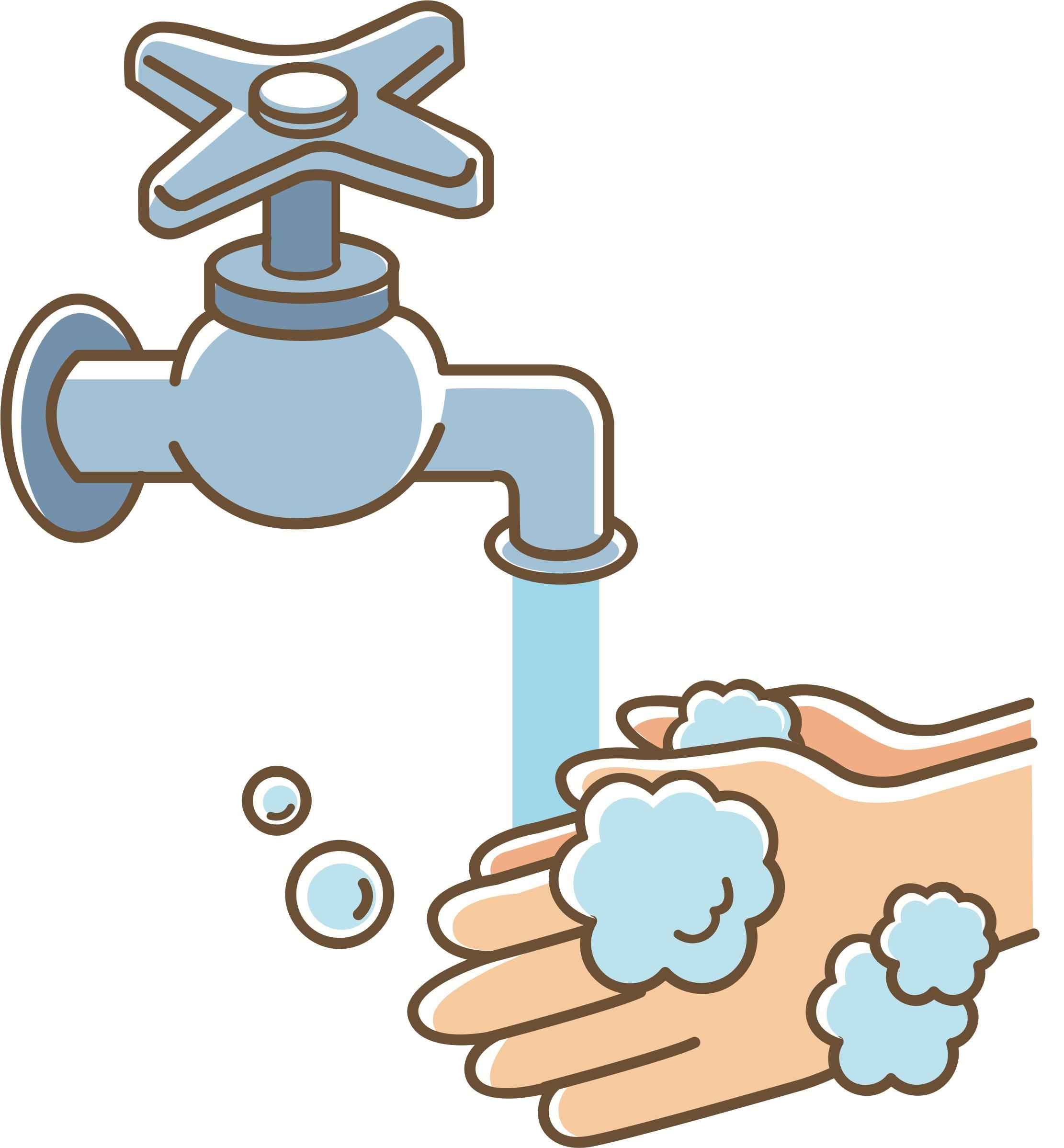 Wash Your Hands Icons PNG